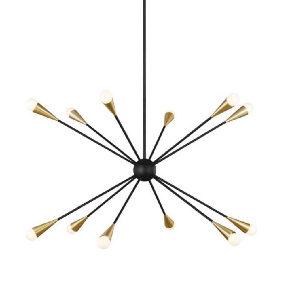 Jax 12-Light Chandelier