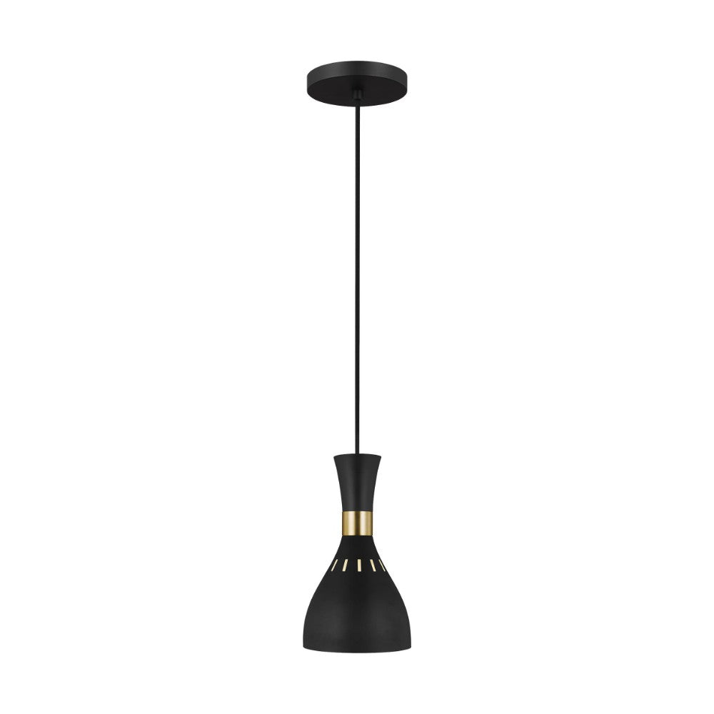 Joan 1-Light Pendant by Ellen DeGeneres