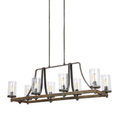 Angelo 8 Light Linear Chandelier