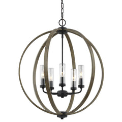 Liaw Outdoor Chandelier