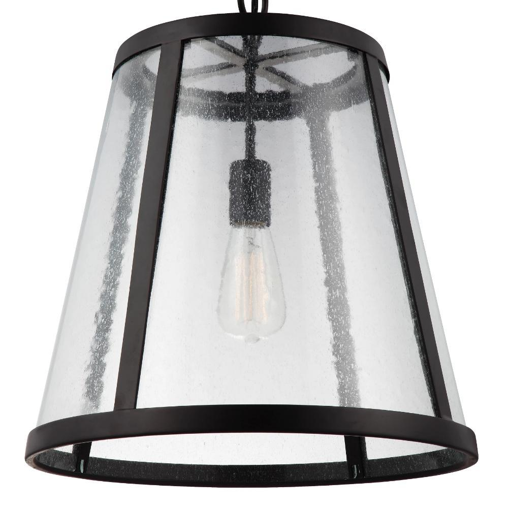 Harrow Pendant, 1-Light Pendant, Oil Rubbed Bronze