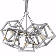 Ensemble Chandelier 5 Light by Hinkley Lighting (FR42444PNI) | Lighting Connection