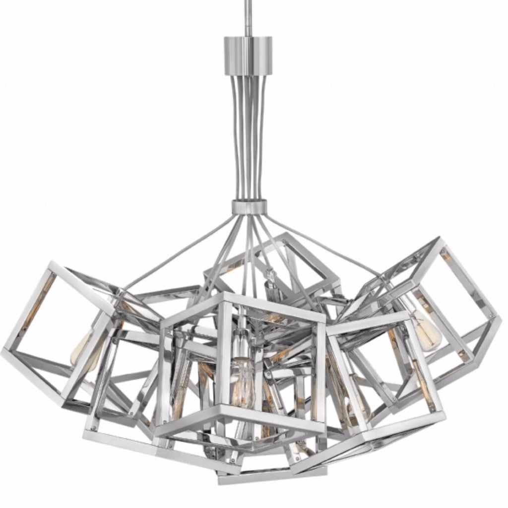 Ensemble Chandelier 9 Light by Hinkley Lighting FR42445PNI