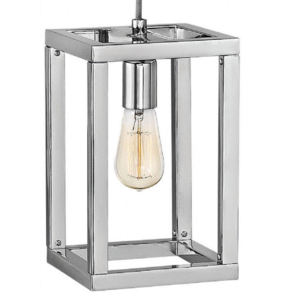 Ensemble Pendant 1 Light by Hinkley Lighting (HK-FR42447PNI) | Lighting Connection