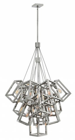 Ensemble Pendant 13 Light by Hinkley Lighting (HK-FR42449PNI) | Lighting Connection