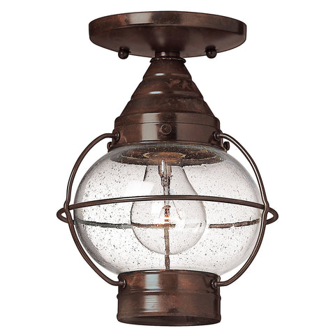Cape Code Ceiling Mount by Hinkley in Sienna Bronze 2203SZ