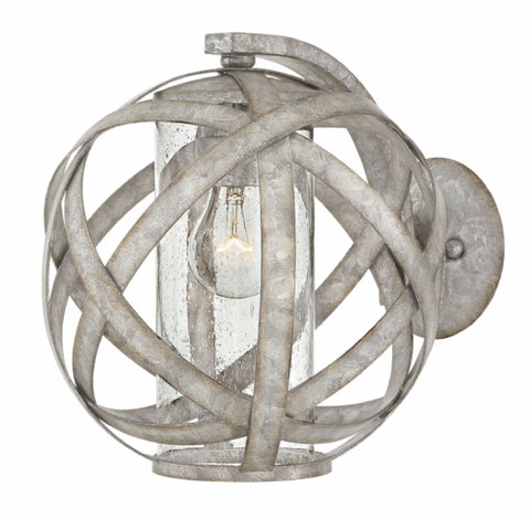 Carson Orb Outdoor Wall Light by Hinkley in Weathered Zinc Finish 29700WZ  sc 1 st  Lighting Connection & Carson Orb Outdoor Light by Hinkley Lighting   Lighting Connection ... azcodes.com