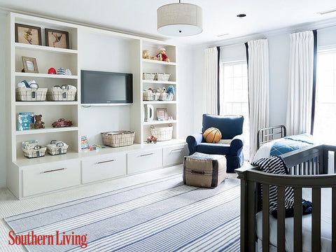Drum Featured in Southern Living