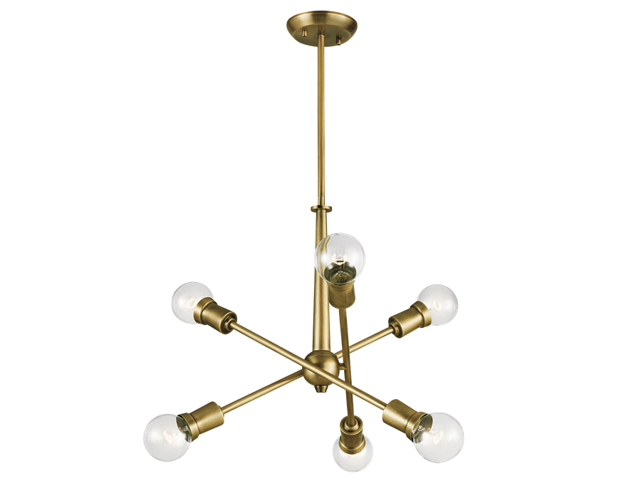 Kichler Armstrong Chandelier In Chrome