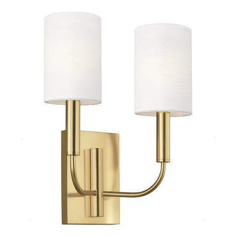 Briana 2-Light Wall Sconce