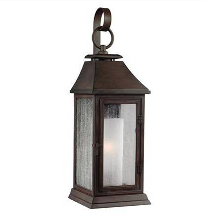 Shepherd Outdoor Sconce OPEN BOX