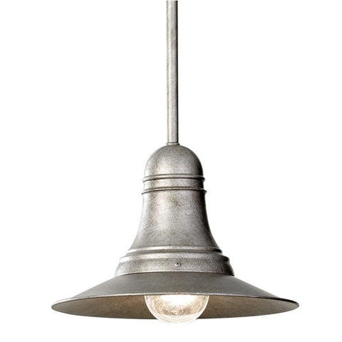 Urban Renewal Pendant by Feiss in Antique Pewter P1237AP