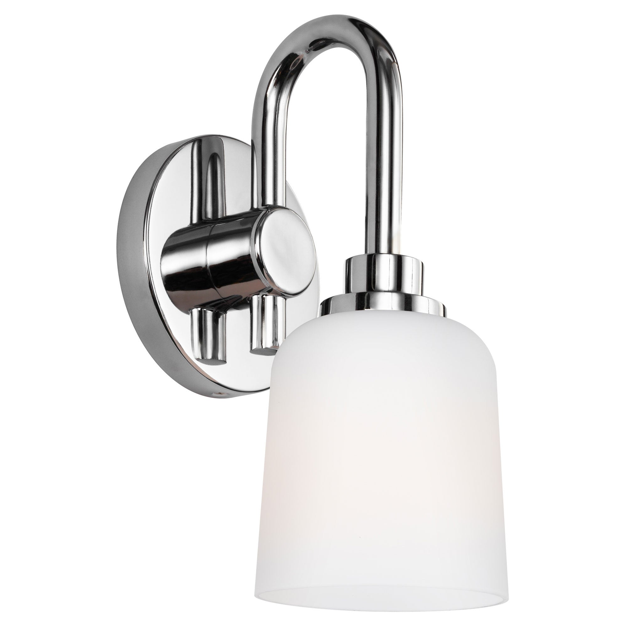 Feiss 1 Light Reiser Bath Light in Chrome VS23901CH