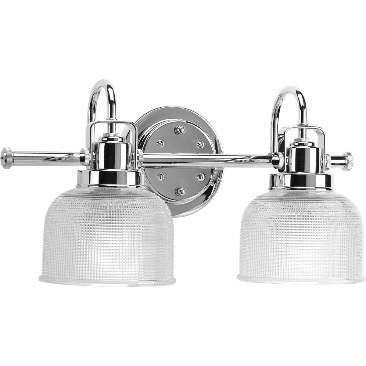 Archie 2 Light Sconce in Polished Chrome by Progress Lighting P2991-15