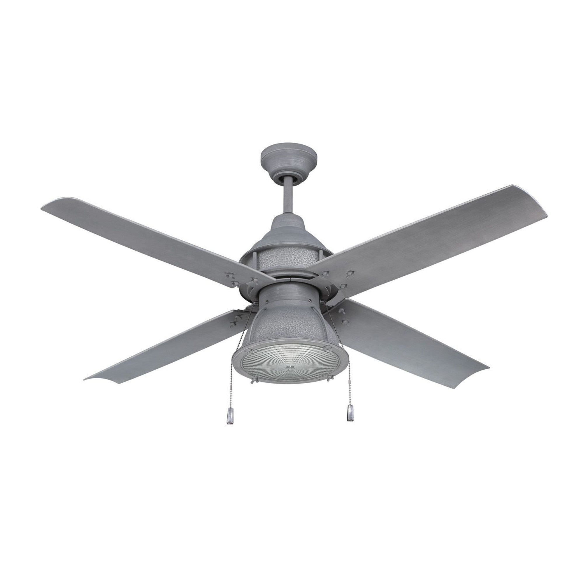 fan galvanized bahia bronze pin outdoor light in ceiling mar led
