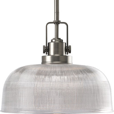 Large Archie Pendant in Antique Nickel by Progress P5026-81