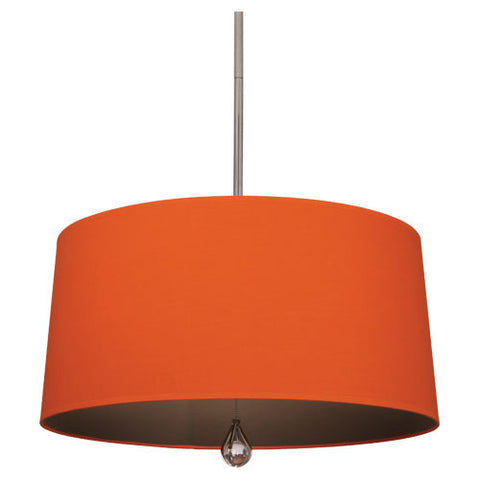 Williamsburg Custis Pendant by Robert Abbey in William of Orange with Revolutionary Storm Lining WB337