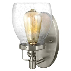 Belton Wall Sconce in Brushed Nickel by Sea Gull Lighting 4114501-962