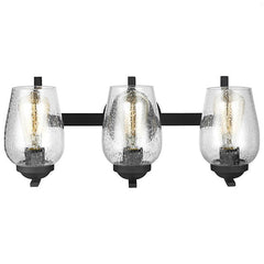 Morill Vanity Light in Blacksmith by Sea Gull Lighting 4427803-839