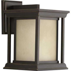 Endicott Lantern, 1-Light Lantern, Antique Bronze