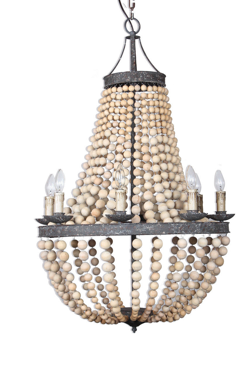 Gabriella Chandelier by Terracotta Lighting CHAN8035-8