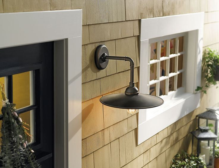 Westington 1-Light Outdoor Wall Lantern