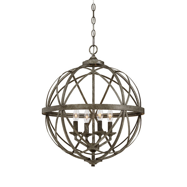 Silver Light Pendants Lakewood orb chandelier in blackened silver lighting connection audiocablefo