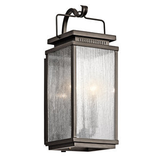 Manningham Outdoor Wall Sconce