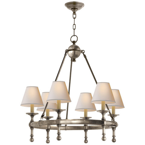 Kynlee Ring Chandelier