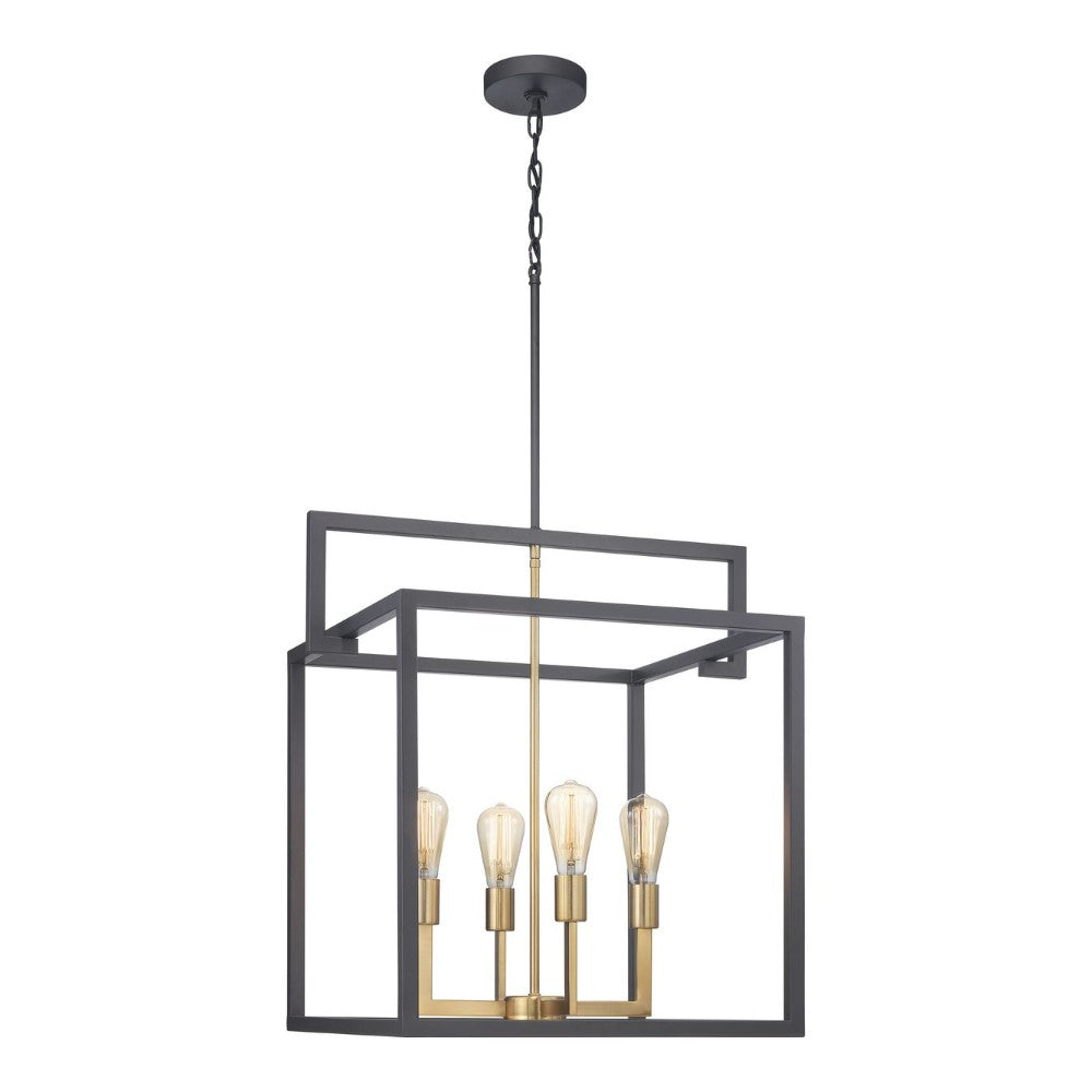 Draper 4-Light Pendant