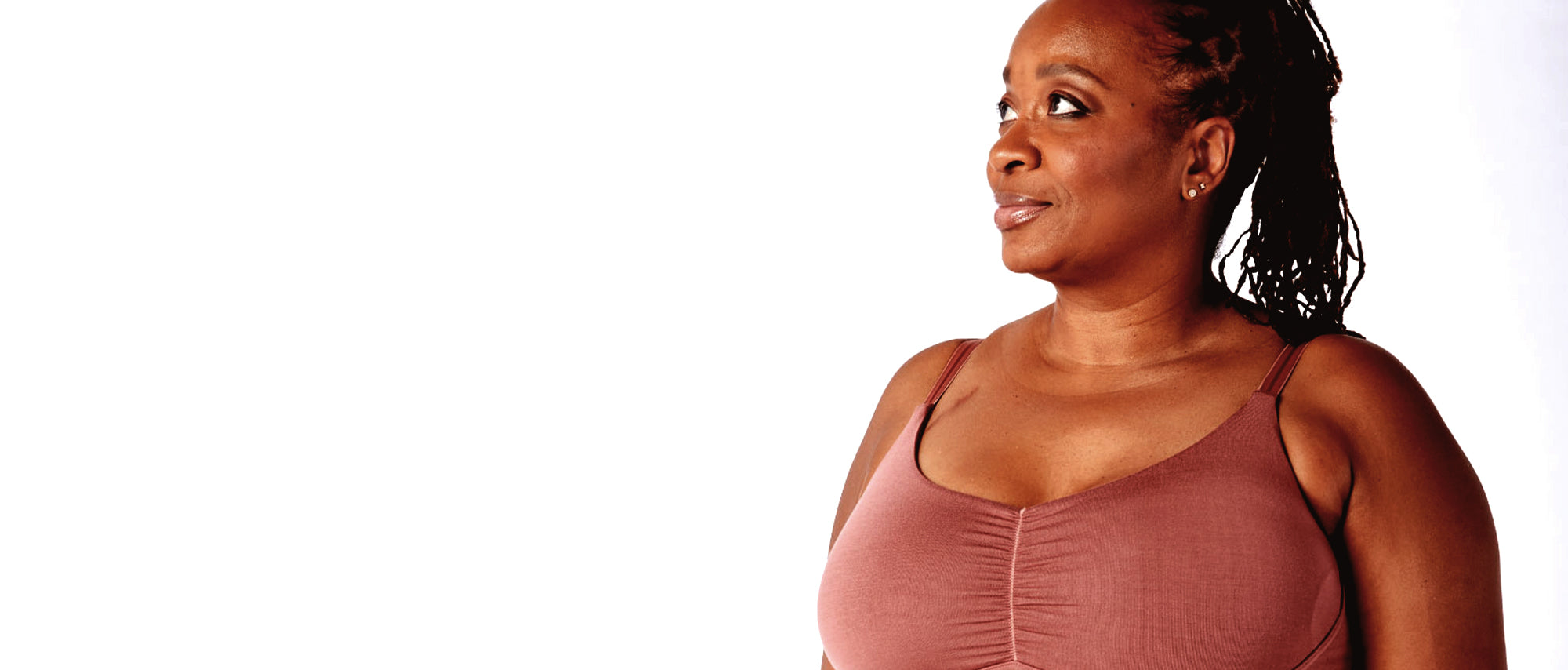 Softest bra for lumpectomy