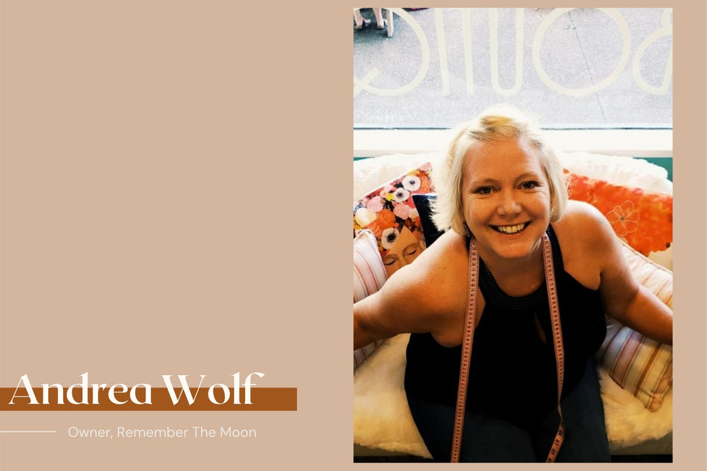 OWNER ANDREA WOLF