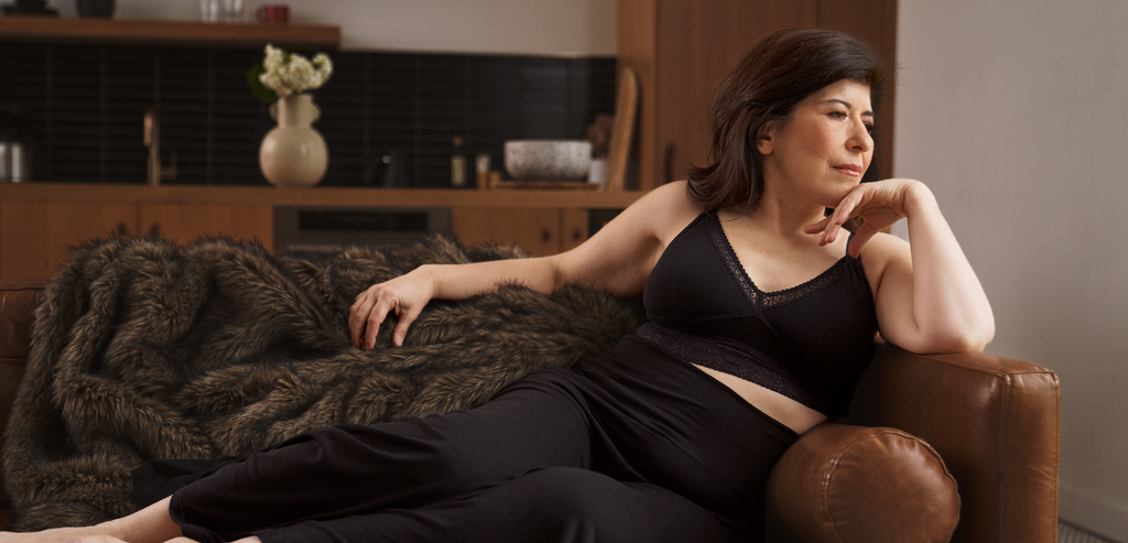 Delilah Soft Cup Bra and Abby Lounge Pants