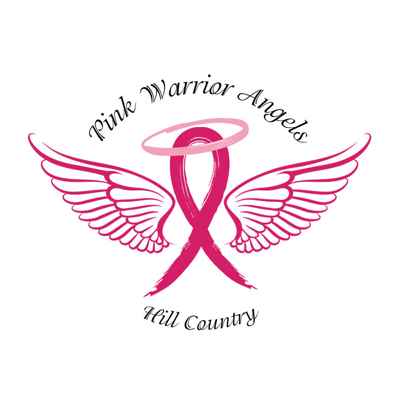 Pink Warrior Angels Hills Country