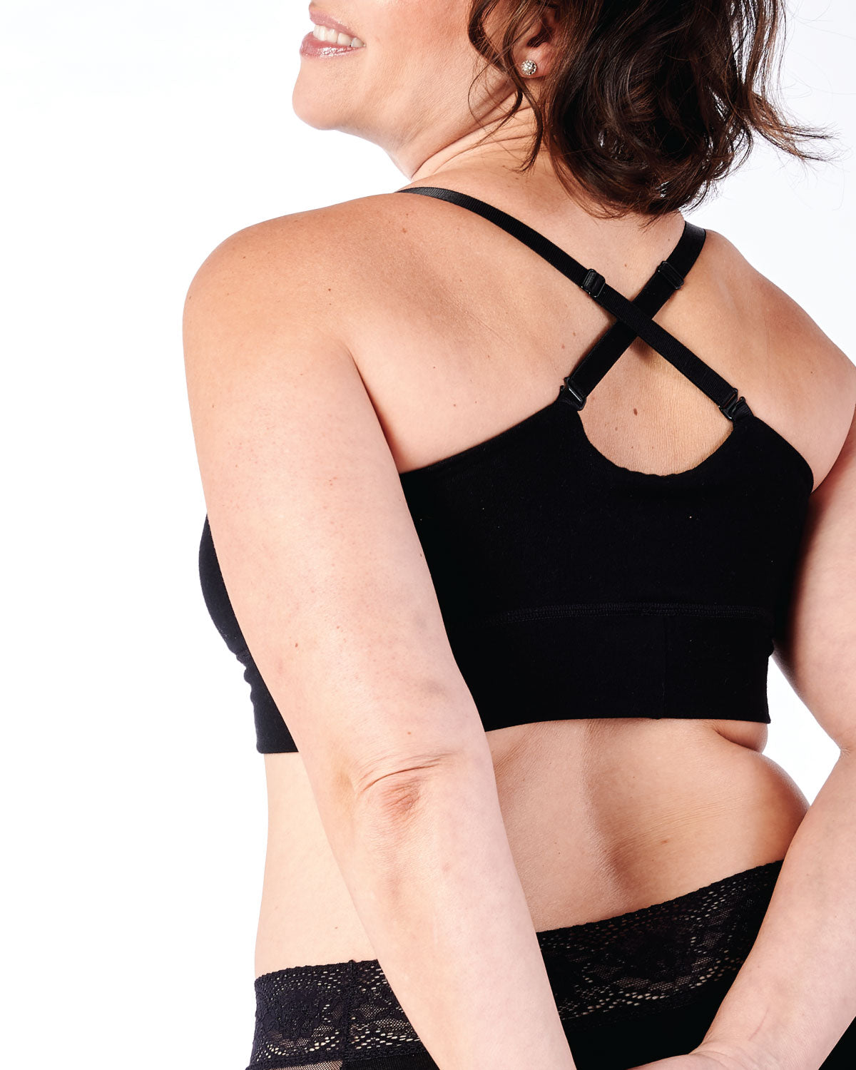 Leslie Soft Lounge Bra