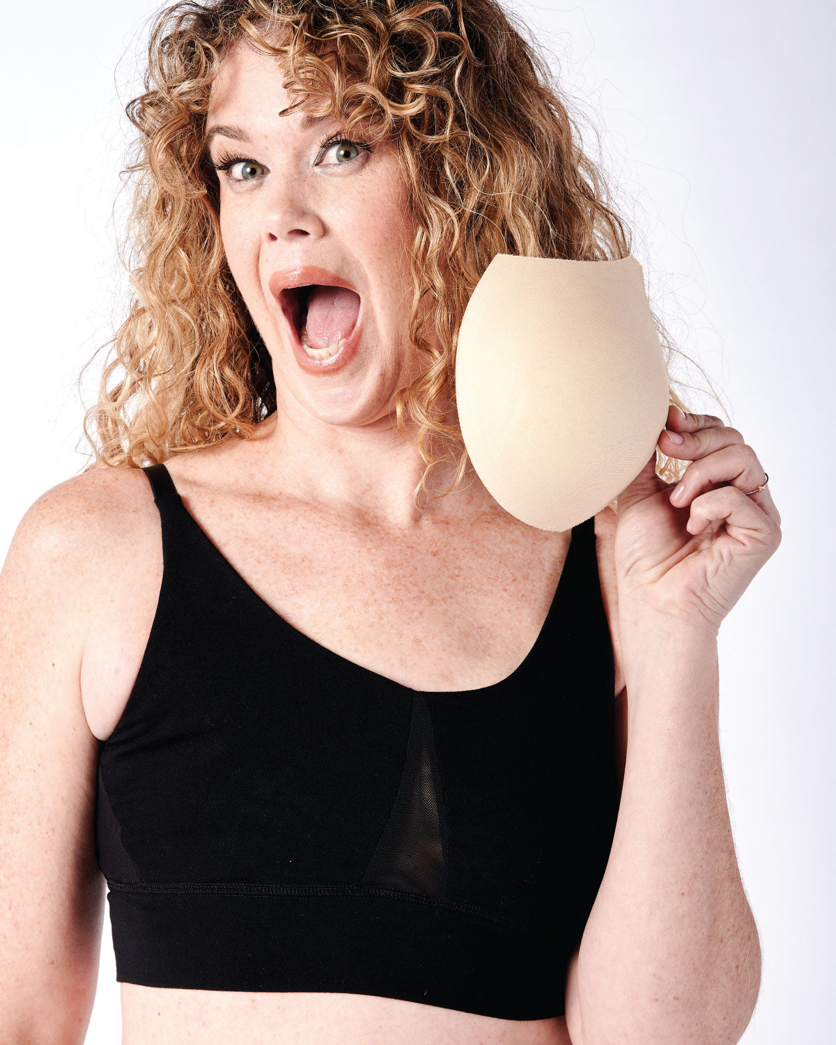 Leslie Soft Mastectomy Bra