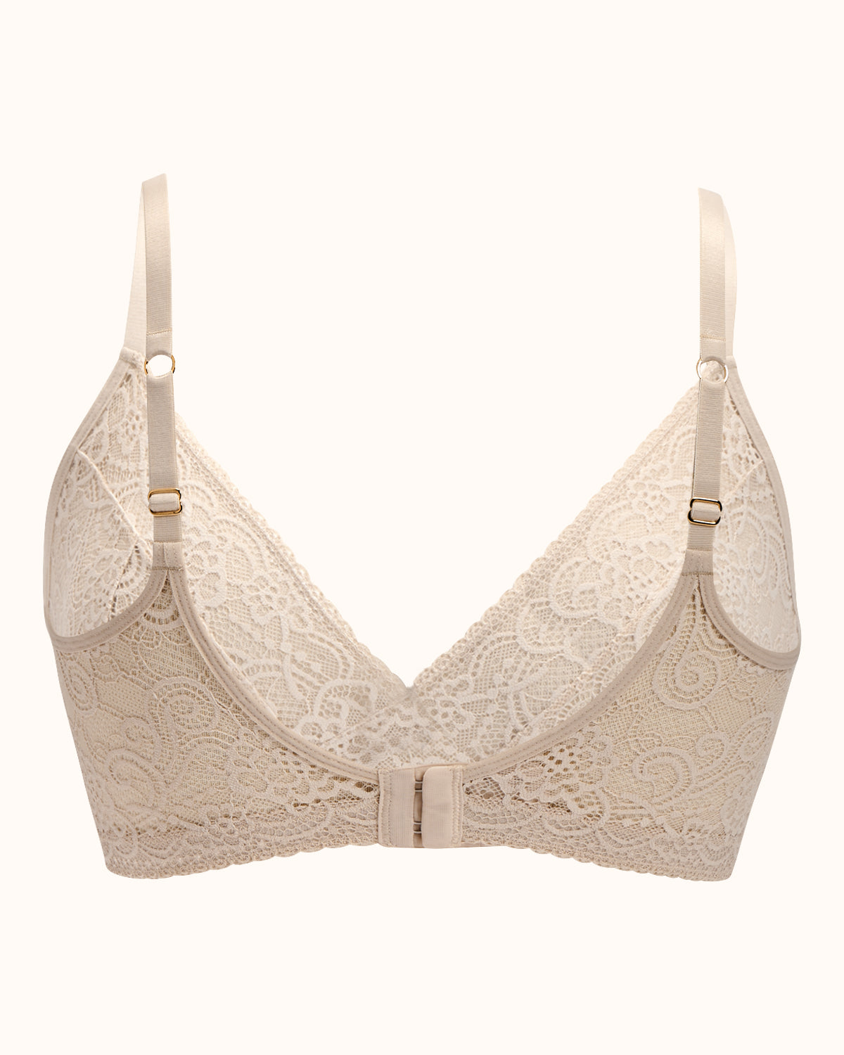 Gloria Wirefree Lace Bra