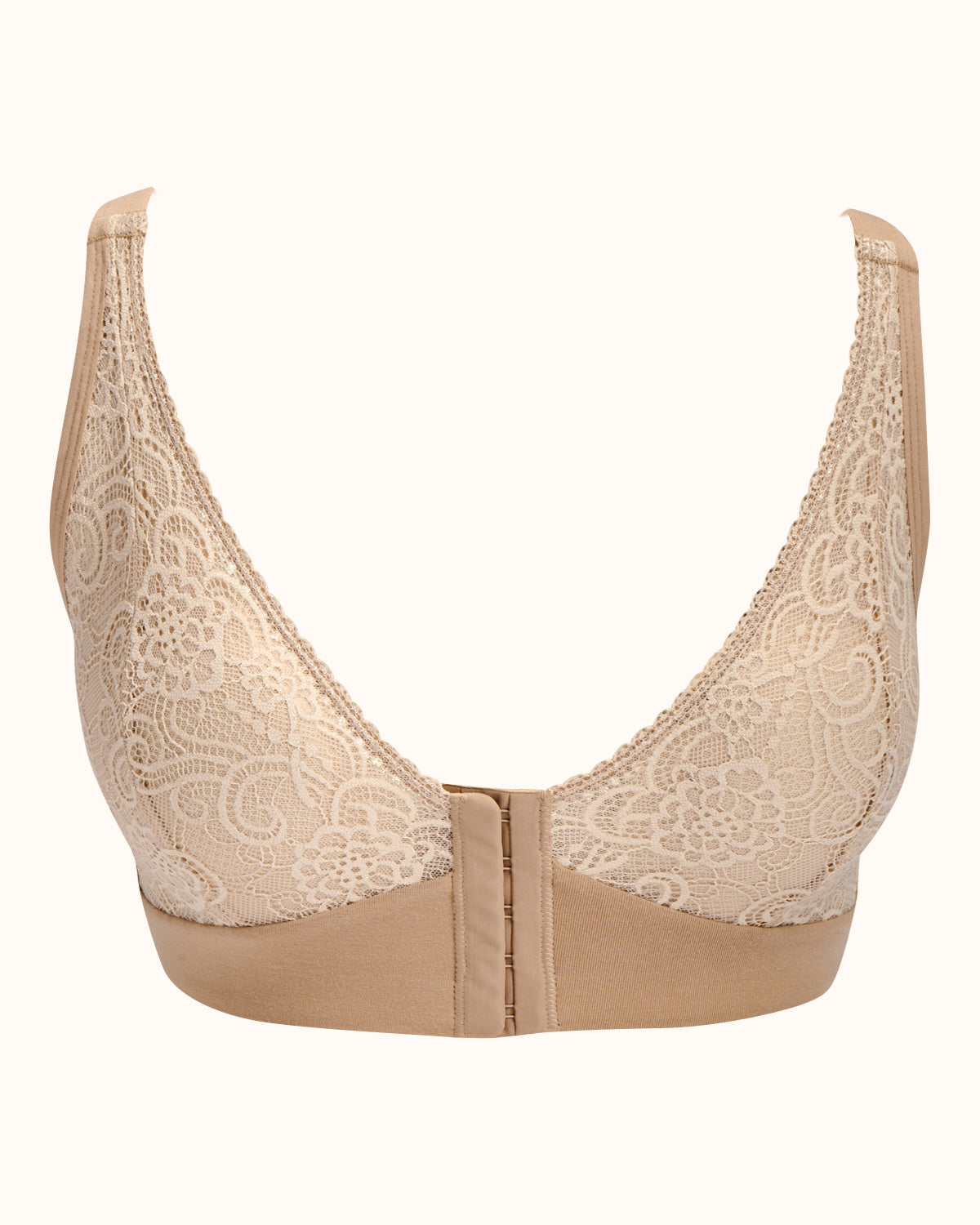 JaimeLee Lace Soft Support Bra