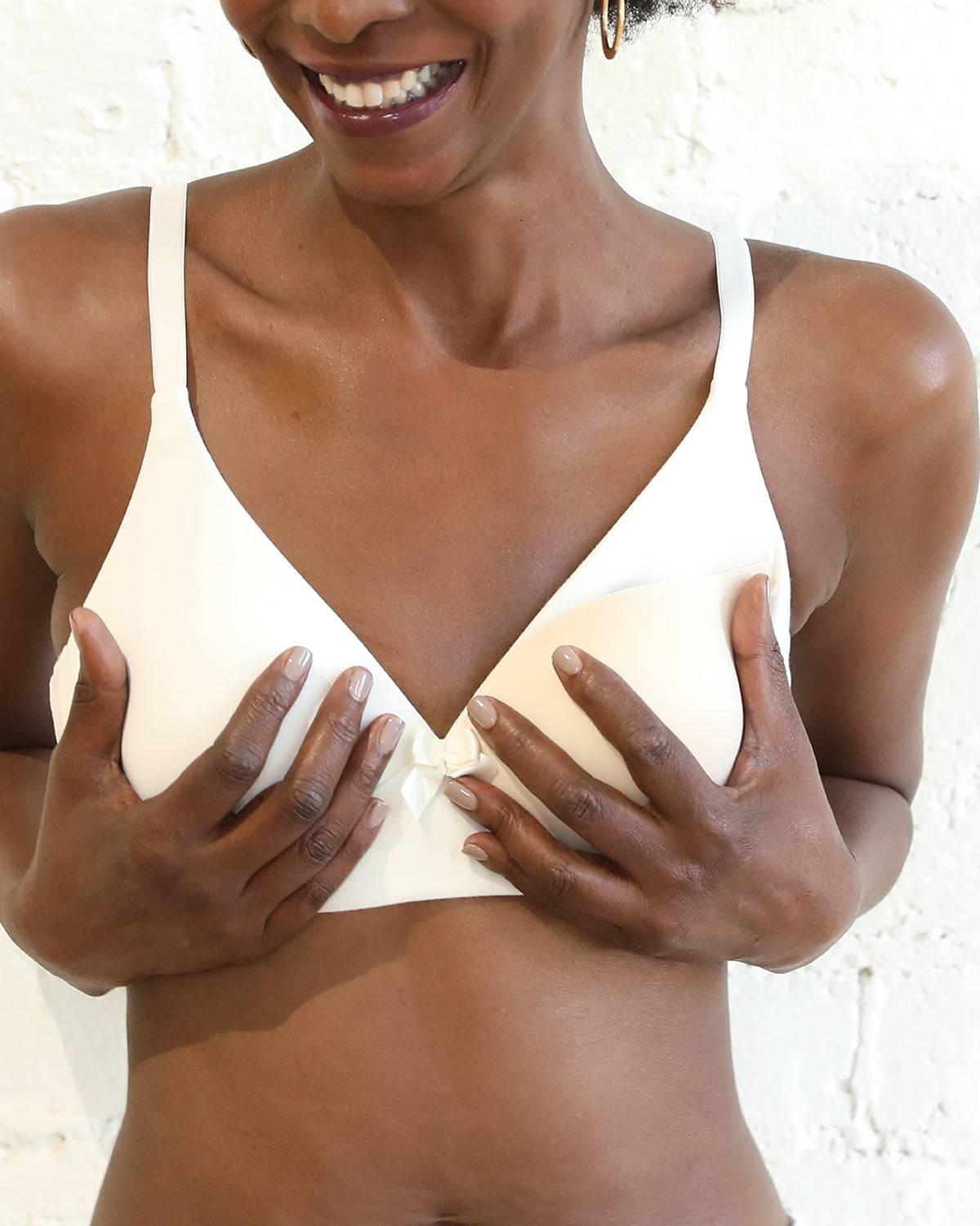 Molly Unilateral Mastectomy Plunge Bra