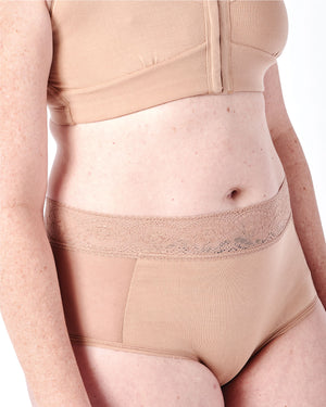 High Waist Undie