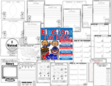 Election 2020 Fun Pack - Venn Diagrams, Writing Pages, Electoral College, and More!