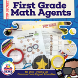 First Grade Math Agents