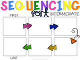 Sequencing Sort Writing Center Intermediate