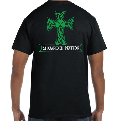 """The Classic"" Celtic Cross Short Sleeve T-Shirt"