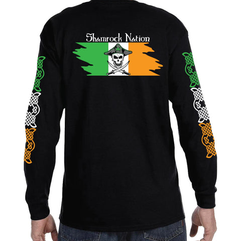 Pirate Flag Long Sleeve
