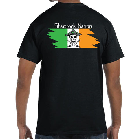 Pirate Flag Short Sleeve