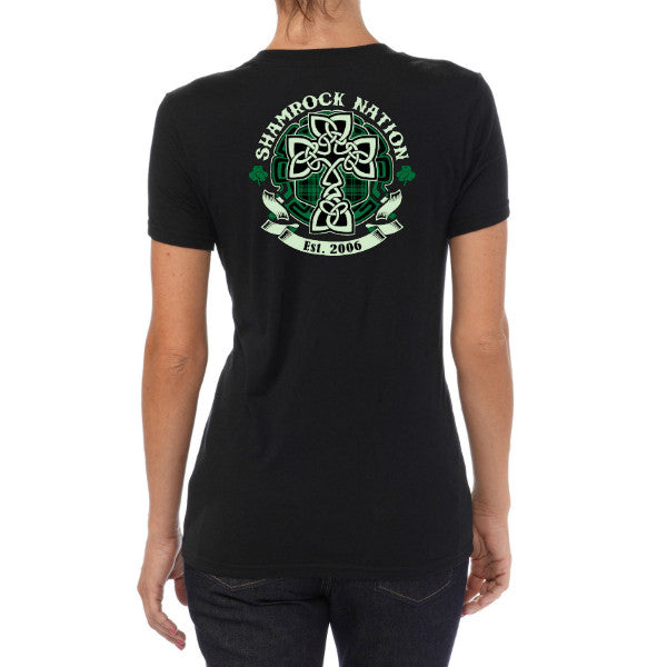 Women's Celtic Banner T-Shirt