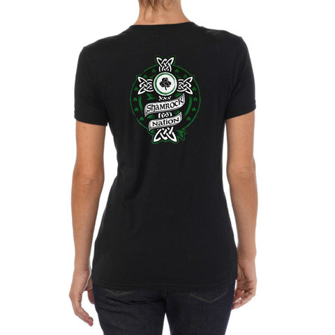 Women's Celtic Wrap T-Shirt