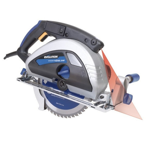 Evolution Circular Saw - 230mm - 240V