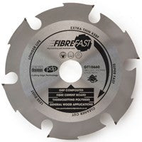 Diamond Blade for Fibre Cement 184mm